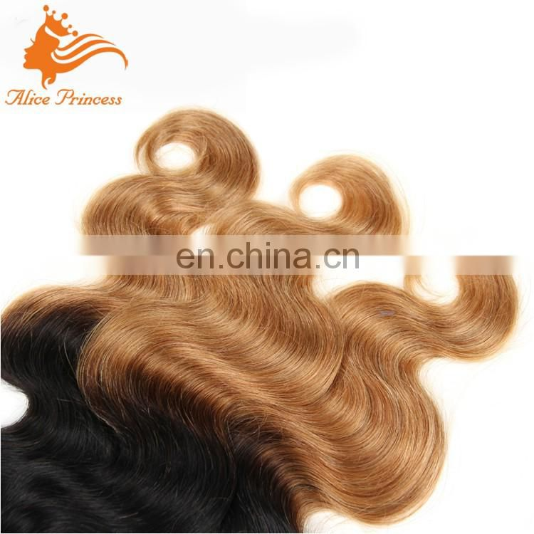 Unprocessed Per Braided Peruvian Hair Weaving Machine Ombre Hair Weft Remy Blonde Human Wave Brand Reliable