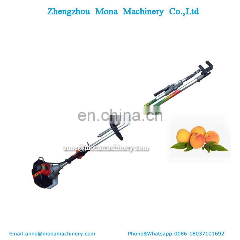 Jujube olive walnut harvesting picking machine with wholesale price
