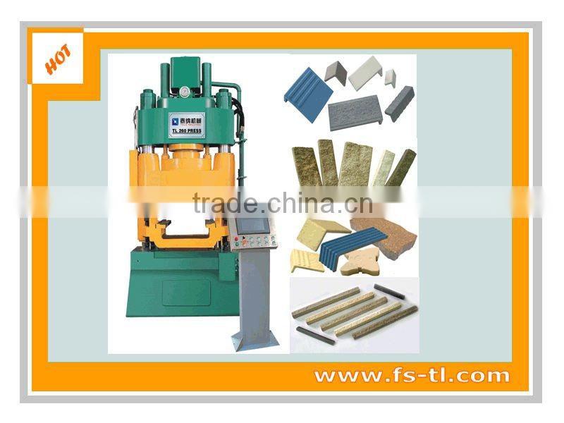 Ceramic Tile Hydraulic Press Machine Made In China Of Tile Press