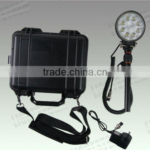 Waterproof IP67 Portable Rechargeable LED work light (RLS-24W)