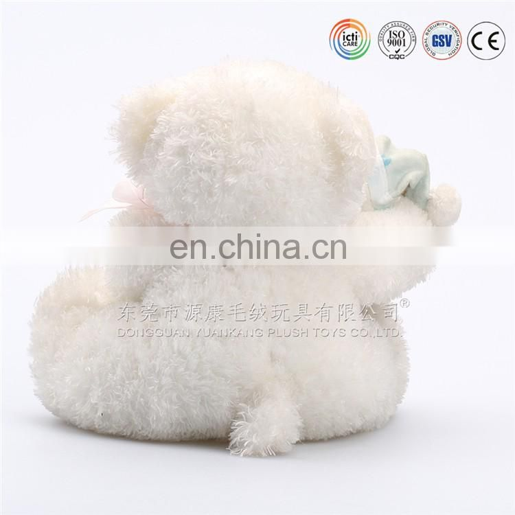 Plush Big Toy Bear Hug a Lovely Baby Stuffed Teddy for Mother day gifts