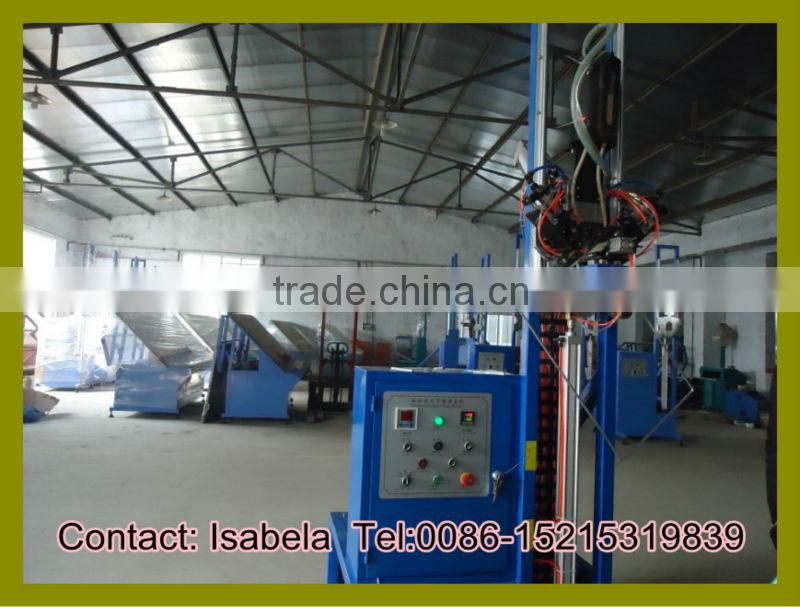 Semi-automatic alu-spacer strip bender machine of double glass making line machine (LW02)