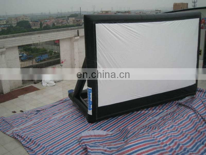 2013 Outdoor Air Screen/Inflatable ProjectionScreen
