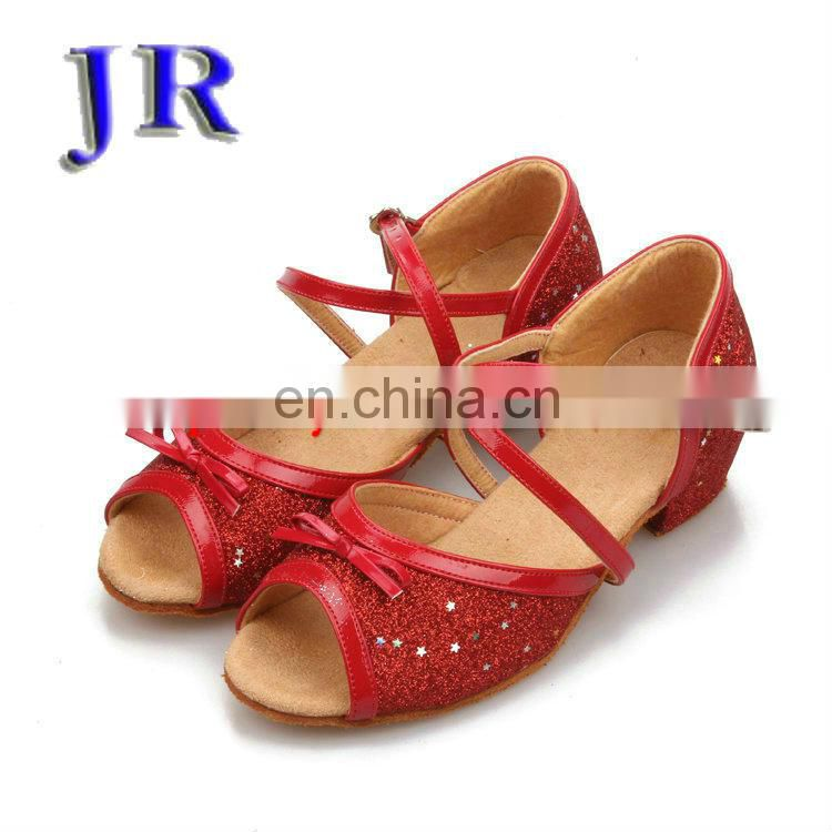 Latin dance shoes X-8033#