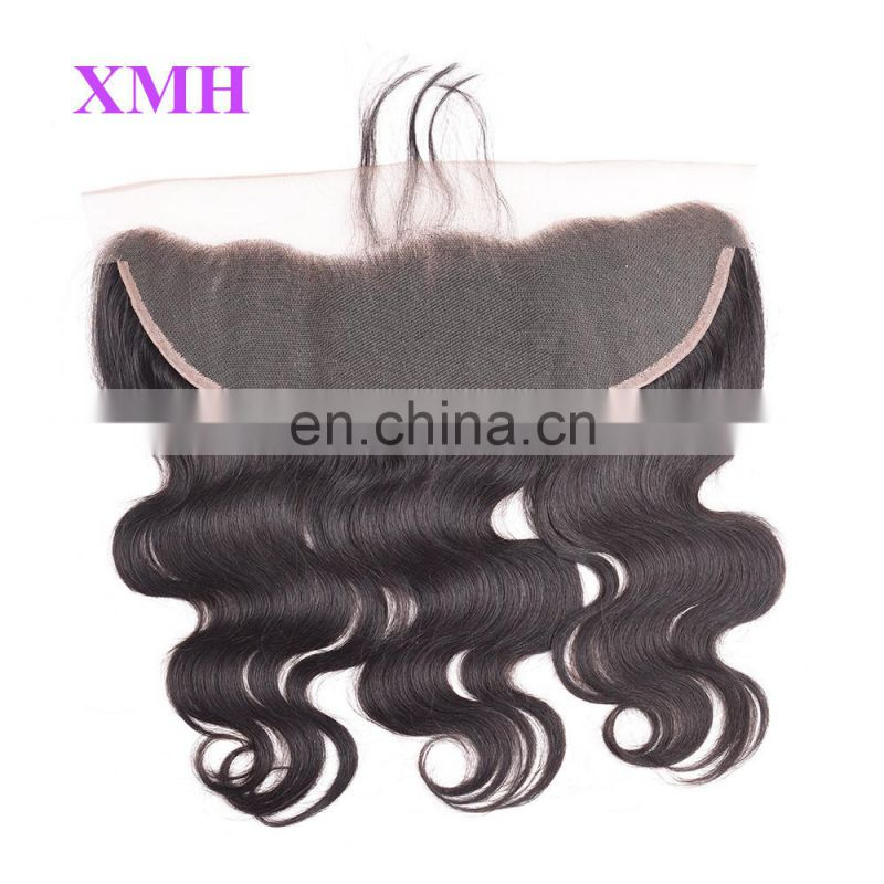Wholesale paypal accept unprocessed virgin brazilian hair 3 bundles with lace frontals
