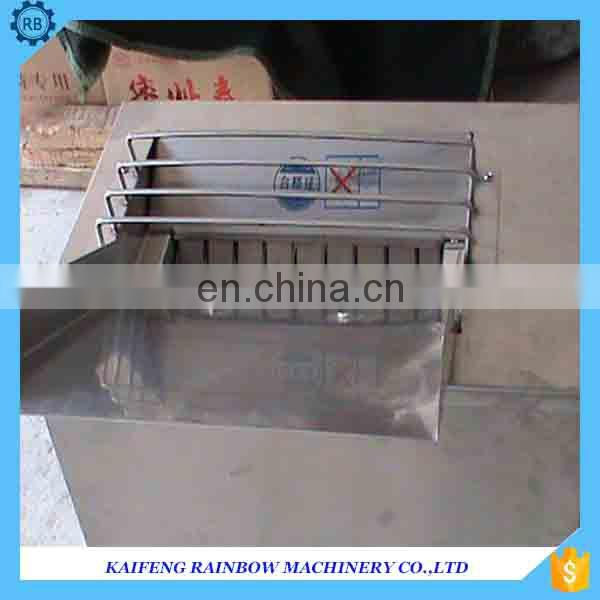 easy operation useful fresh fish fillet cutting machine