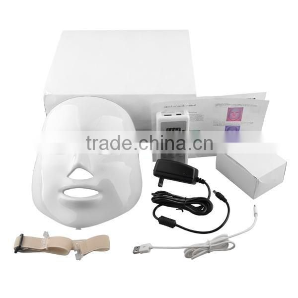 high quality face mask led light therapy led mask from china
