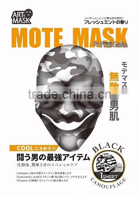 Japanese hydrating face mask for wholesale made in Japan for drug stores