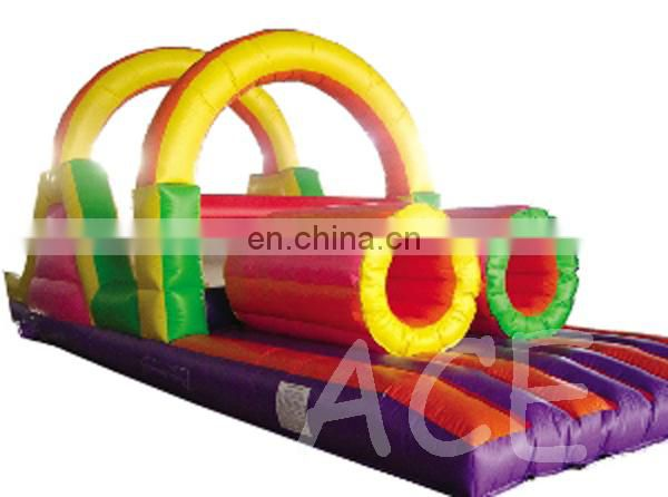 Inflatable obstacle course with EN19460 Standard for sale