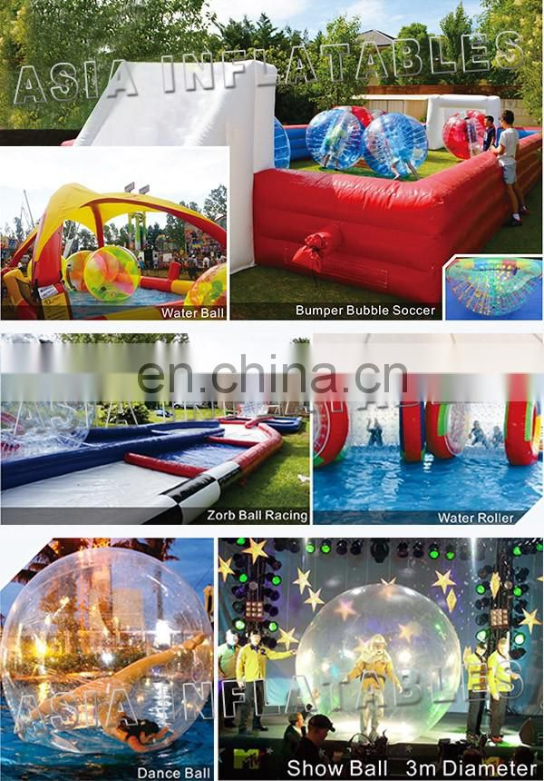 water roller inflatable water sport game toys for pool