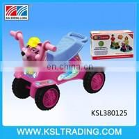 Hot selling elephant walker baby with light and music