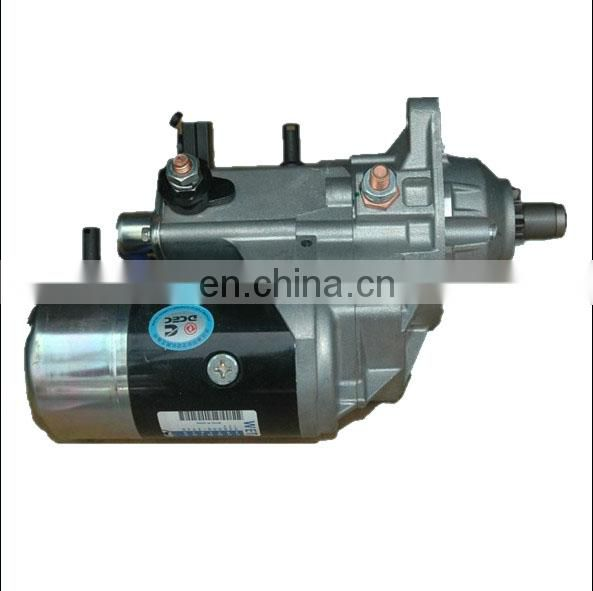 Dongfeng truck spare parts 6BT 5.9 starting motor C4934622 for 6BT diesel engine