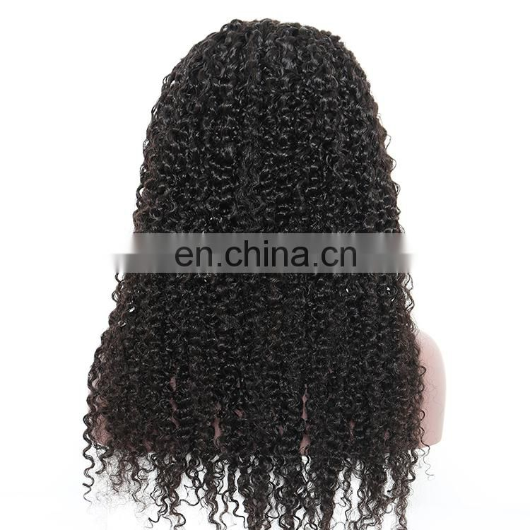 Chinese hair vendors lace frontal wigs human hair, cutitle aligned wigs