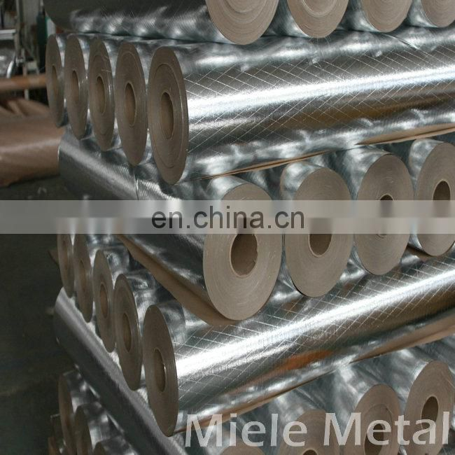 High quality opaque packaging material aluminum foil