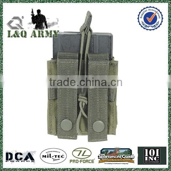 Tactical Open Top Magazine Pouch