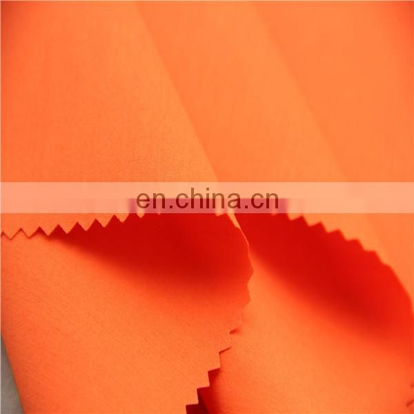 Stretch polyester cotton spandex fabric