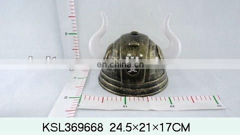 hot sell bronze hat with horn for party