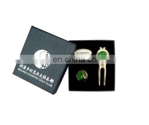 club team logo golf magnetic hat clip, golf ball marker manufacturer