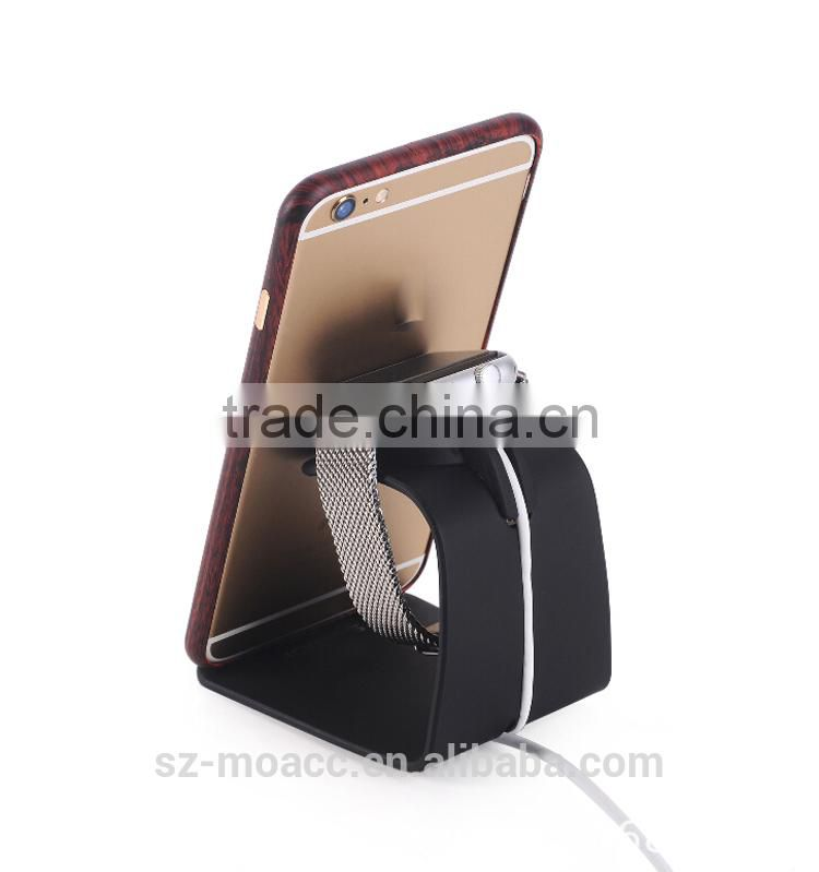 for iphone for apple watch docking station,aluminium Charging Dock for apple watch
