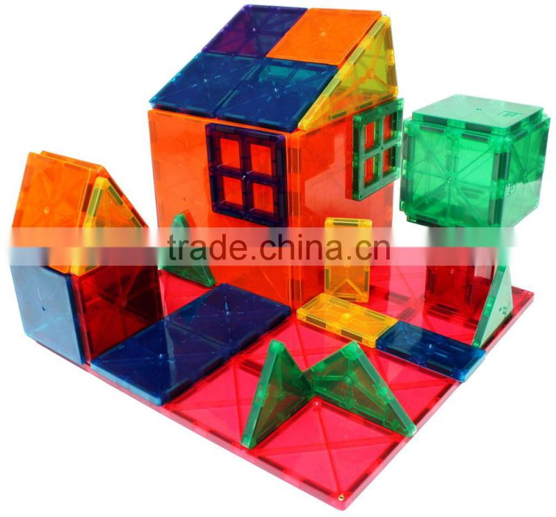 playmager block magnetic toy