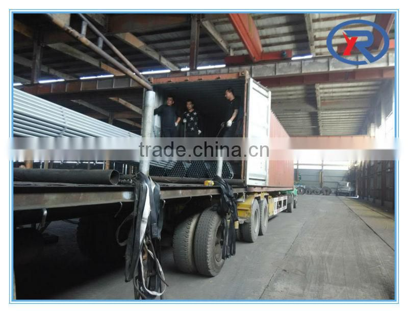 hebei china supplier hot dip galvanized steel pipe/GI pipe price