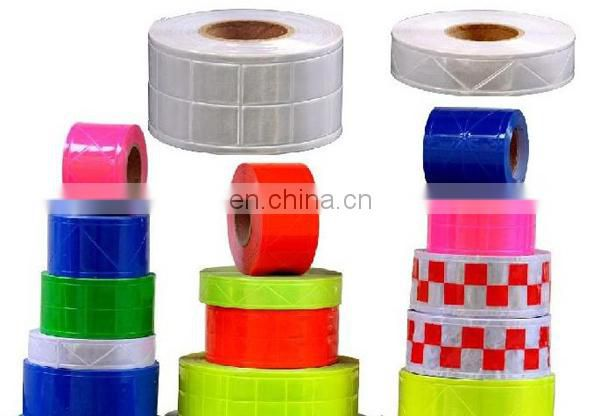 high visibility micro prismatic reflective tape for clothing