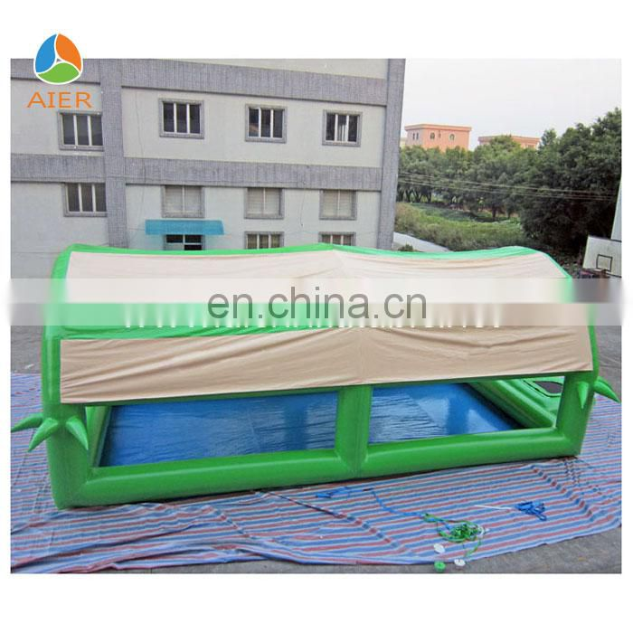 2015 New and good Quality Inflatable Swimming pool for water walker game