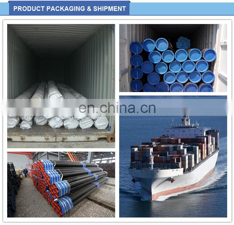 ST52 seamless alloy steel pipe made in Tianjin