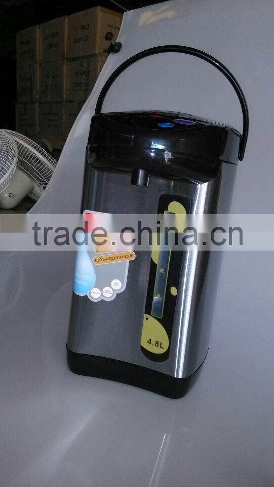 Large capacity 4.8L 5.8L electric kettle, electrical thermos tea pot
