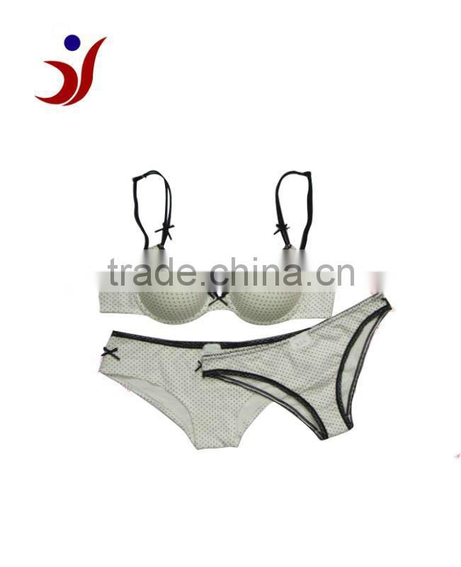 Hot sales ladies cotton underwear