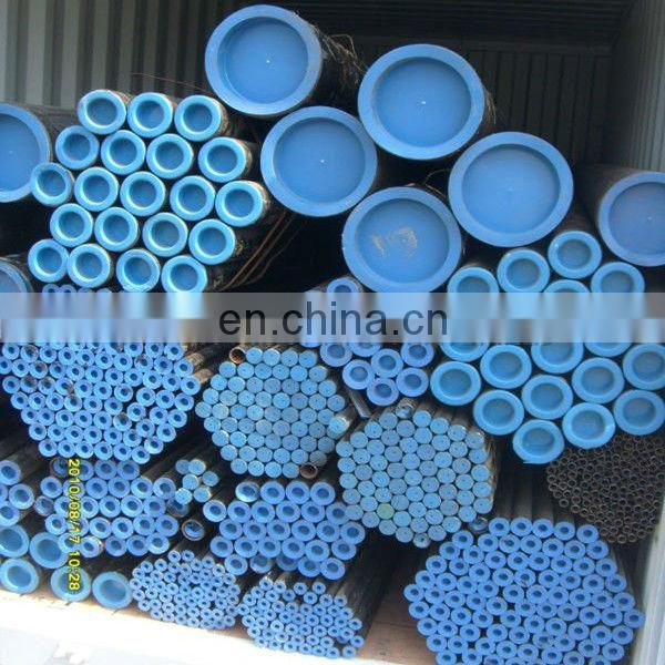 sch120 astm a106 black gay tube steel seamless pipes