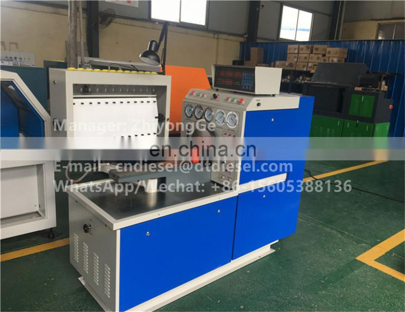 high quality with best price BD850/12PSB Diesel Injection Pump Test Bench and best service