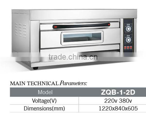 Factory promotion bread baking oven, electric bread baking oven, industrial bread baking oven