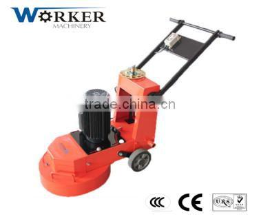 WKG450 concrete grinding machine diamond grinding cup wheel