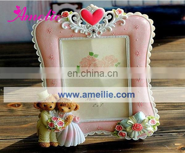 A0110 Resin Cute Bear usb wedding favors and gifts
