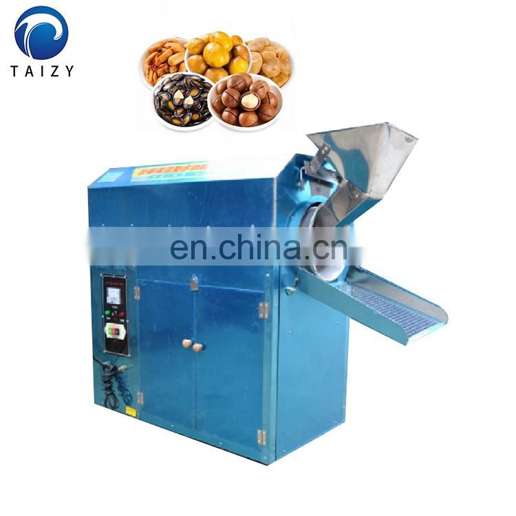 Taizy Multifunction nuts peanuts corn pumpkin seeds roasting machine Image
