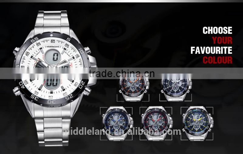 MIDDLELAND - 8010 LED SPORTS WIRST WATCH new arrival
