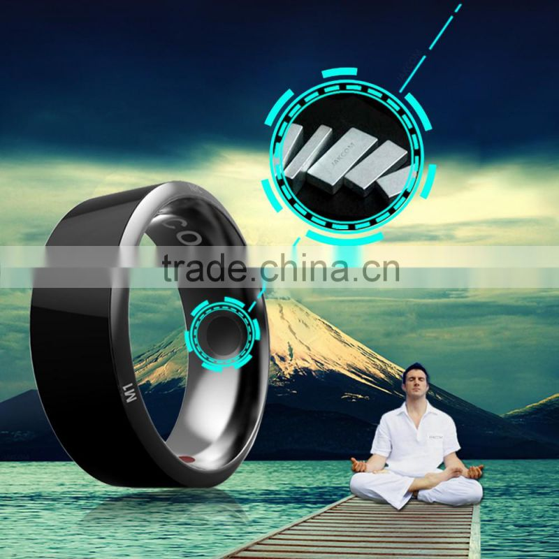 Smart Ring Jewelry 2016 hot sale China R3 Ring gps tracking Ring for womens and men