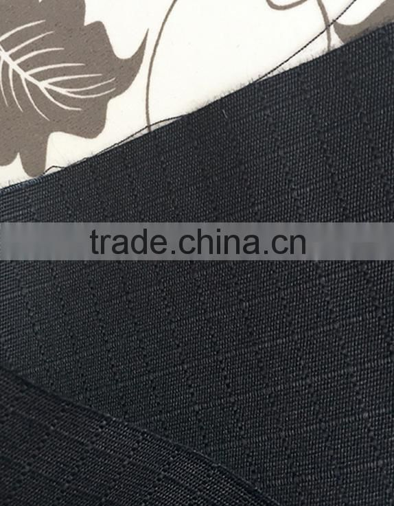 2015 Best selling cheap 60% Polyester 40% Cotton Colorful Flower Pattern Knitted blend Fabric manufacturers in China