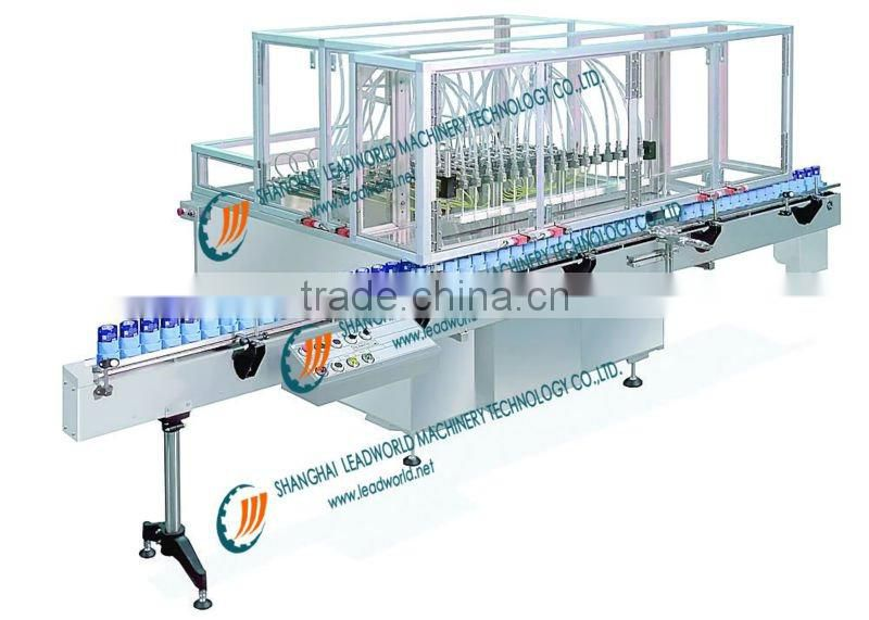 automatic single line perfume filling machine