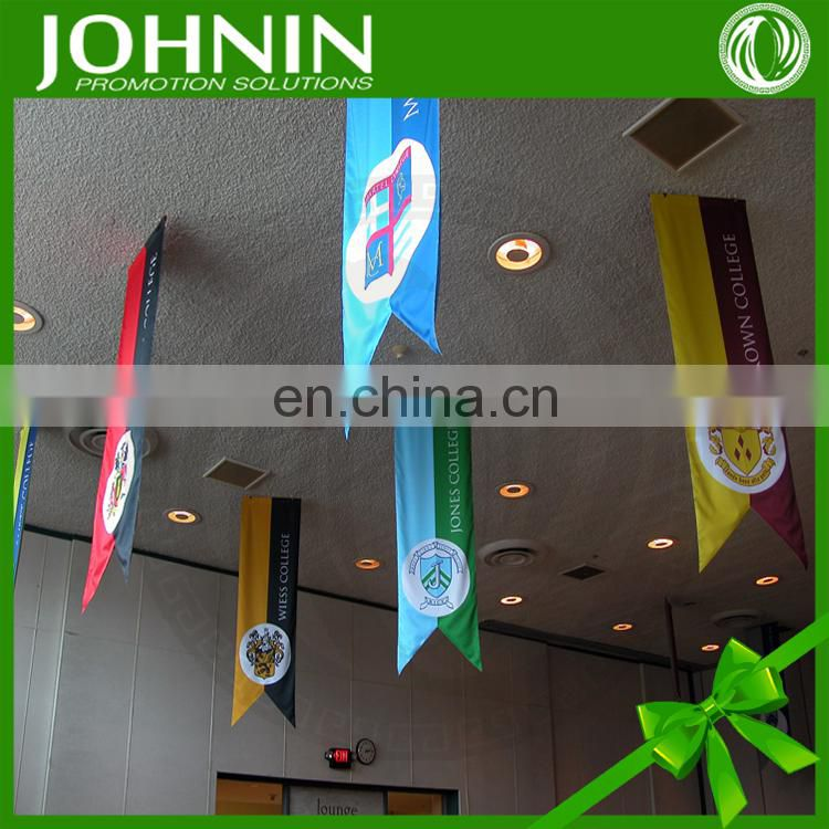 Full print PVC Vinyl outdoor Advertisement Ceiling Hanging Banner
