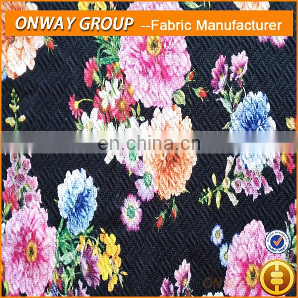 jacquard sofa fabric made in china jacquard elastic waistband high quality knitted print jacquard fabric
