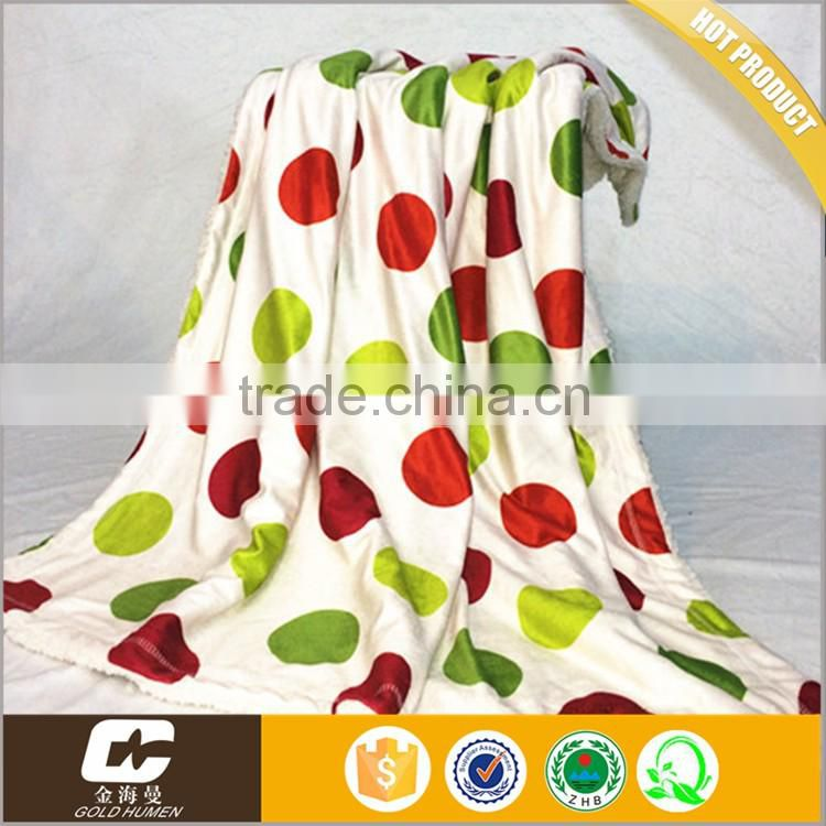 Sedex Audit China Factory Manufacture Coral Fleece Baby Bed Sheet Blanket                                                                         Quality Choice Image