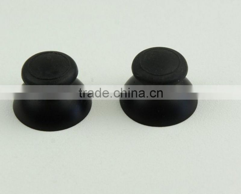 Original 3D Analog Thumbstick Joysticks Caps for Wii U Pro Controller Black