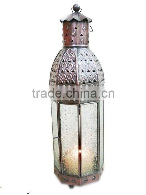 Candle Moroccan Lantern