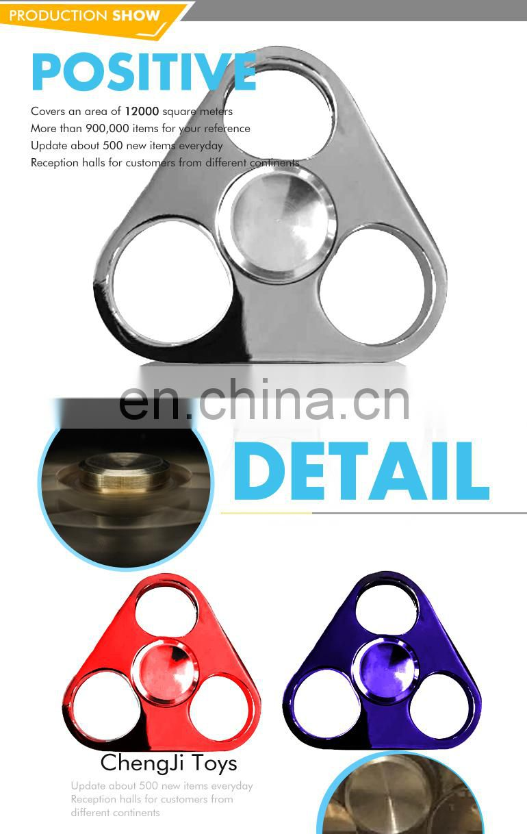 Wholesale hand special spinners 3d metal wind spinner finger top