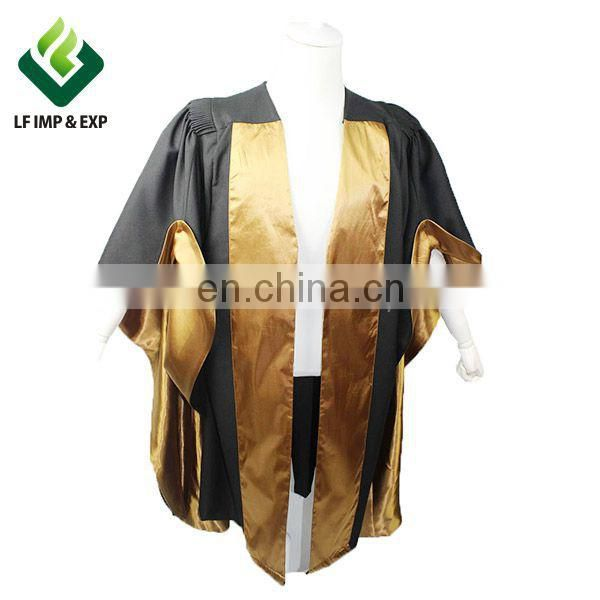 AUS Doctor Graduation Gown