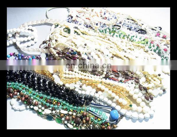 Assorted beautiful and fashionable secondhand necklaces jewelry at reasonable prices