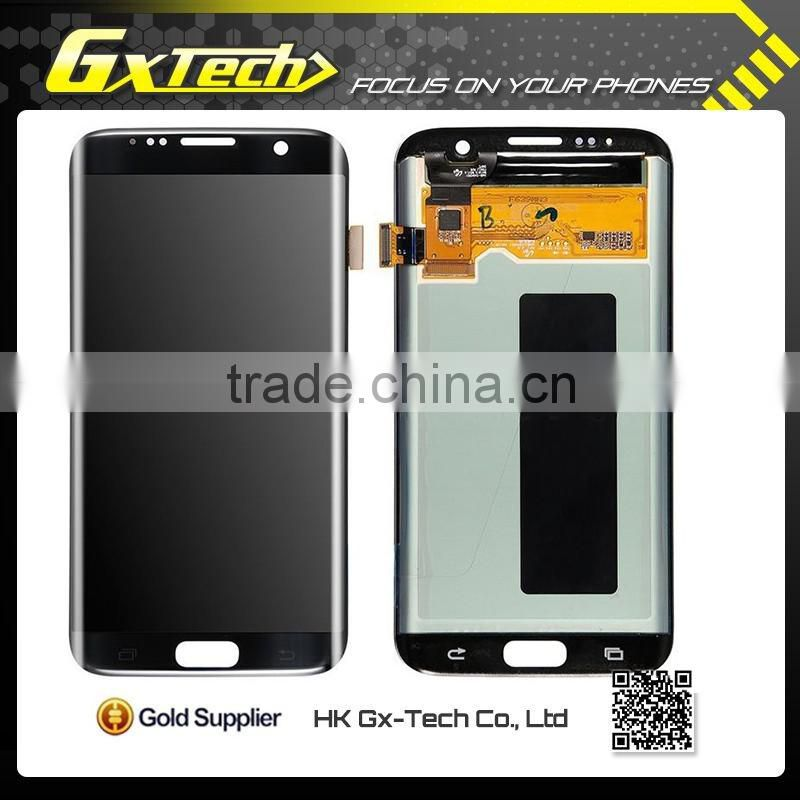 Fast delivery for Samsung Galaxy S7 edge lcd display with touch screen