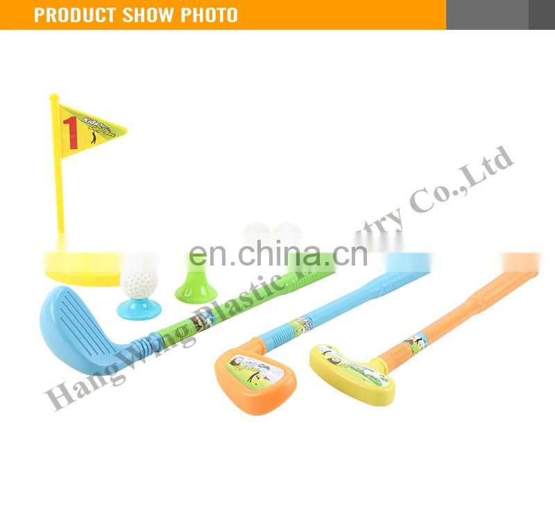 Mini Golf Set Toys Promotion,Plastic Golf Products Sport Toy